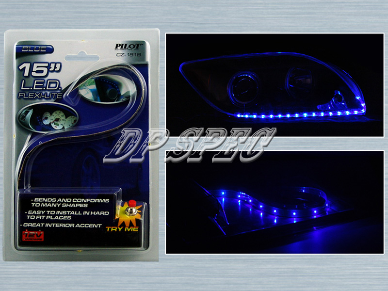 15 led strip head tail light bumper grille dash seat for dodge ebay. Cars Review. Best American Auto & Cars Review