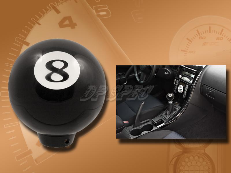 8 BALL MANUAL TRANSMISSION SHIFT KNOB FOR CAR TRUCK SUV