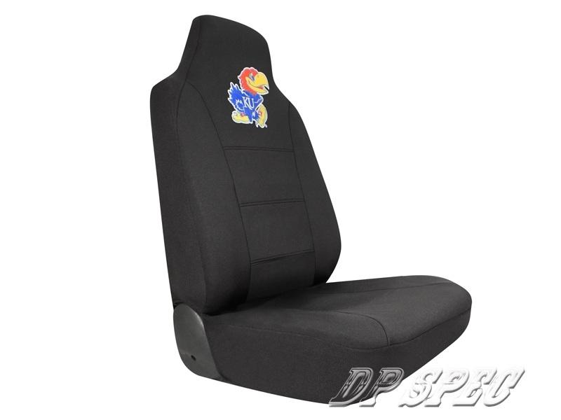 KU University of Kansas Jayhawks NCAA Neoprene Seat Cover Ford Truck Van